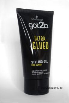 Got2b vlasový gel pro lepení paruk